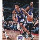 2017 Hoops Basketball Card #96 Malachi Rchardson