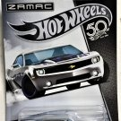 2018 Hot Wheels Zamac #2 Chevy Camaro Concept