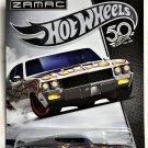 2018 Hot Wheels Zamac #4 70 Buick GSX