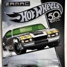 2018 Hot Wheels Zamac #5 68 Olds 442