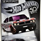 2018 Hot Wheels Zamac #6 71 Dodge Demon