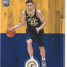 2017 Hoops Basketball Card #268 T J Leaf