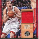 2017 Hoops Basketball Card Rookie Remembrance Jakob Poeltl