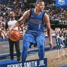 2017 Prestige Basketball Card #159 Dennis Smith Jr