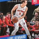 2017 Prestige Basketball Card #162 Luke Kennard