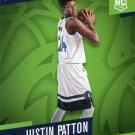 2017 Prestige Basketball Card #166 Justin Patton