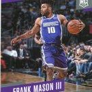 2017 Prestige Basketball Card #183 Frank Mason III