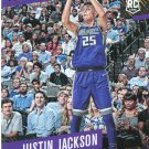 2017 Prestige Basketball Card Crystal #165 Justin Jackson
