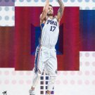 2017 Stratus Basketball Card #1 J J Redick