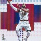 2017 Stratus Basketball Card #28 LeBron James