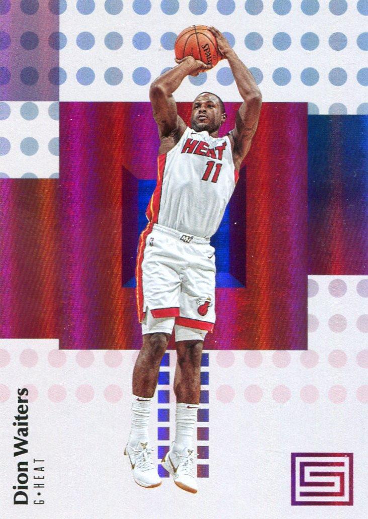 2017 Stratus Basketball Card #61 Dion Waiters