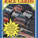 1988 Maxx Racing Card #1 Cover Card