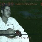 1995 Upper Deck Racing Card #156 David Pearson
