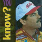1995 Upper Deck Racing Card #162 Terry LaBonte