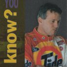1995 Upper Deck Racing Card #167 Ricky Rudd