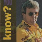 1995 Upper Deck Racing Card #169 Sterling Marlin