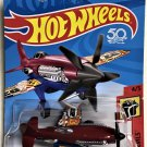 2018 Hot Wheels Daredevils #4 Mad Propz RED