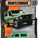 2018 Matchbox #118 Land Rover 90