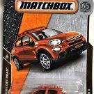 2018 Matchbox #12 16 Fiat 500 X