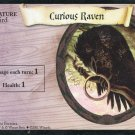2001 Harry Potter Card #80 Curious Raven