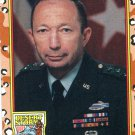 1991 Topps Desert Storm #5 General Richard G Craves