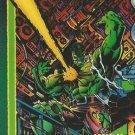1993 Skybox Marvel Universe #1 Hulk