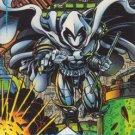 1993 Skybox Marvel Universe #2 Moon Knight