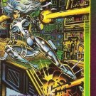 1993 Skybox Marvel Universe #6 Silver Sable