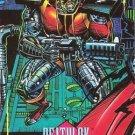1993 Skybox Marvel Universe #8 Deathlok