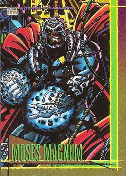 1993 Skybox Marvel Universe #9 Moses Magnum
