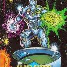 1993 Skybox Marvel Universe #11 Silver Surfer