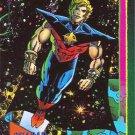 1993 Skybox Marvel Universe #12 Quasar