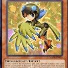 Yugioh Card - Maximum Crisis - MACR-EC014 Lyrilusc Turquoise Warbler
