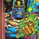 1993 Skybox Marvel Universe #16 Thanos