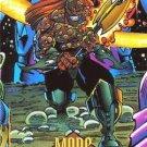 1993 Skybox Marvel Universe #17 Morg