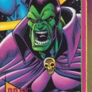 1993 Skybox Marvel Universe #18 Drax