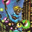 1993 Skybox Marvel Universe #23 Speedball