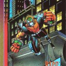 1993 Skybox Marvel Universe #25 Rage