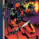 1993 Skybox Marvel Universe #28 Deadpool