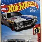 2018 Hot Wheels Daredevils #1 70 Chevelle SS Wagon SILVER