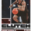 2009 Donruss Elite Basketball Card Clutch Performers #9 Andre Iguodala