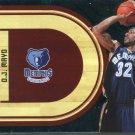 2009 Donruss Elite Basketball Card ARCologist #15 O J Mayo