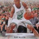 2009 Prestige Basketball Card #7 Ray Allen