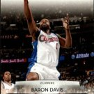 2009 Prestige Basketball Card #45 Baron Davis