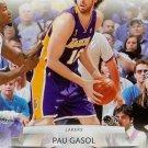 2009 Prestige Basketball Card #47 Pau Gasol