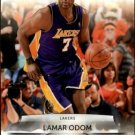 2009 Prestige Basketball Card #48 Lamar Odom