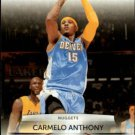 2009 Prestige Basketball Card #25 Carmelo Anthony
