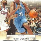 2009 Prestige Basketball Card #73 Kevin Durant