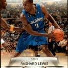 2009 Prestige Basketball Card #77 Rashard Lewis