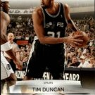 2009 Prestige Basketball Card #95 Tim Duncan